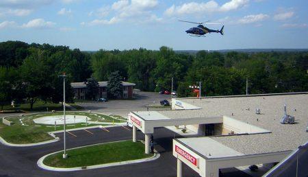 Spitalul Regional de Urgenta cu heliport- pe Depozitelor