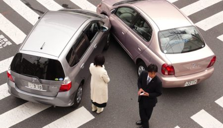 Rezolvarea accidentelor usoare pe cale amiabila, valabila de la 1 iulie