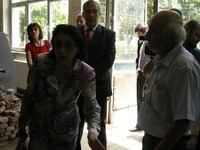 In control la Pitesti, Ecaterina Andronescu a cerut schimbarea directorului de la Dima
