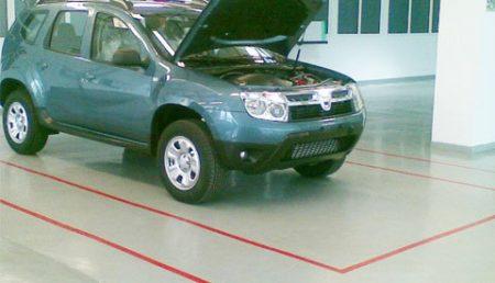Renault a inregistrat viitorul nume al SUV Dacia: Kanjara