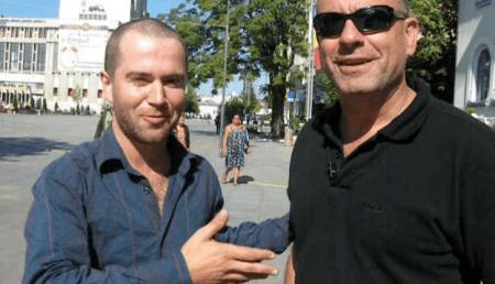 "Papu si Americanu iti gatesc pentru ""Aruncati din tren"" la Curtea Berarilor"