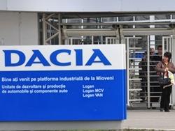 Angajatii Dacia au adus profit