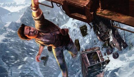 Uncharted II- nominalizat la cel mai bun joc al anului