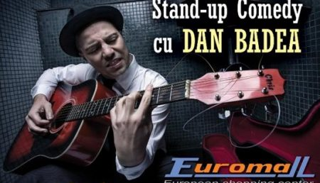 Stand-up comedy la Euromall