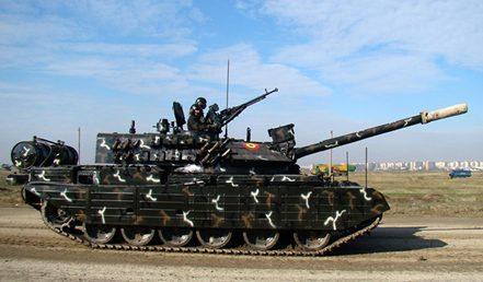 BBC a filmat la Pitesti un reportaj despre tancul romanesc