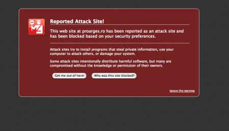 Epitesti.ro atacat din SUA