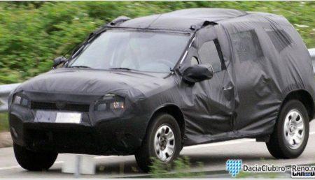 Francezii pregatesc la Mioveni noi modele Dacia
