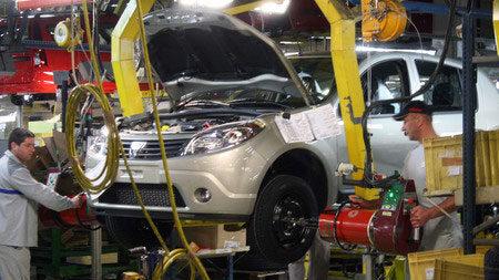 Primul hibrid din gama Dacia va fi produs la Mioveni