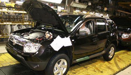 Dacia scoate Duster pe GPL