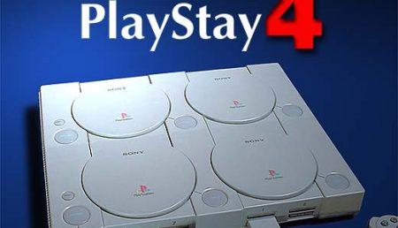 Sony pregateste lansarea lui PS4