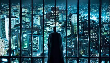 Pamflet: De ce vreau eu sa fiu Batman!