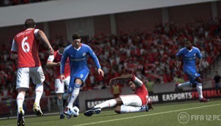 FIFA 12, pe 30 septembrie in Romania