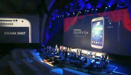 Samsung Galaxy S4 a fost lansat