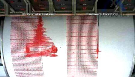 Două cutremure în zona Vrancea
