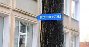 INDICATOR SECTIE DE VOTARE