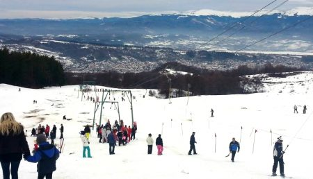 VIDEO: Cum te protejezi de COVID când mergi la schi