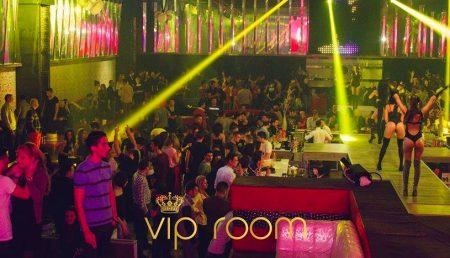 SHOW INCENDIAR LA VIP ROOM DE VALENTINE'S DAY!