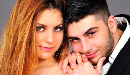 IULIANA PREDA, ȘEDINȚĂ FOTO DE CUPLU CU IUBITUL EI