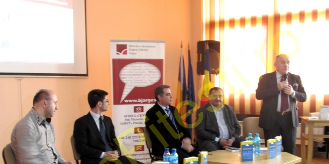 """ADRIAN CIOROIANU, ÎN PITEȘTI: """"M-AM SĂTURAT DE CEI CARE VORBESC URÂT DESPRE ROMÂNIA!"""""""