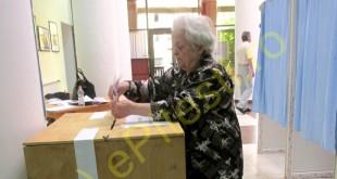 VOT ALEGERI EUROPARLAMENTARE 2014