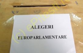 EXCLUSIV! REZULTATELE OFICIALE FINALE DIN ARGEȘ ALE ALEGERILOR PENTRU PARLAMENTUL EUROPEAN!