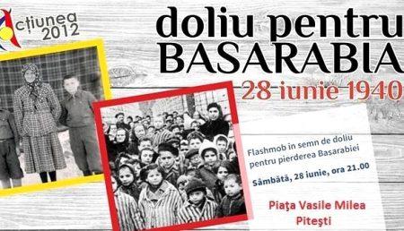 """VREI UNIREA BASARABIEI CU ROMÂNIA? VINO SÂMBĂTĂ SEARA ÎN PIAȚA """"MILEA""""!"""