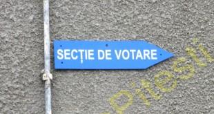 ALEGERI PREZIDENTIALE TUR 2 SECTIE DE VOTARE 1