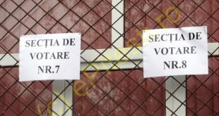 ALEGERI PREZIDENTIALE TUR 2 SECTIE DE VOTARE 2