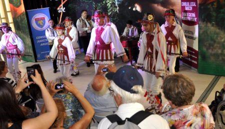 CĂLUȘARII ȘI LĂUTARII DIN ARGEȘ AU FĂCUT SENZAȚIE LA EXPO MILANO 2015
