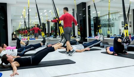 TRX LA NORTH LUXURY FITNESS (VIDEO)