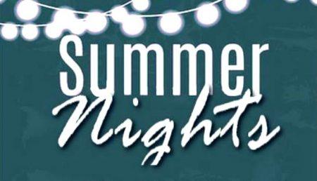 SUMMER NIGHTS ÎN CLUB HUSH