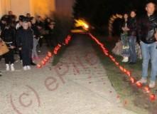 BISERICA MAVRODOLU: DRUM DE FLORI ȘI CANDELE PENTRU LIA SPIRIDON