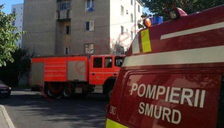POMPIERII ȘI SMURD-UL, INTERVENȚIE ÎN CURTEA DE ARGEȘ