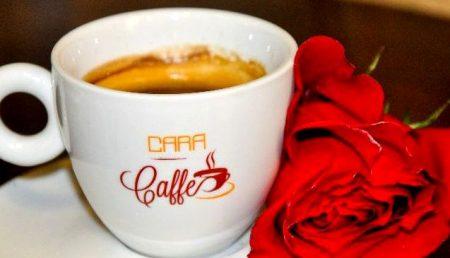 CAFEA AROMATĂ ȘI CROISSANTE CROCANTE LA CARA CAFFE
