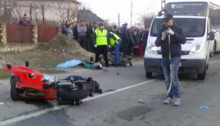 ACCIDENT MORTAL ÎN BUDEASA
