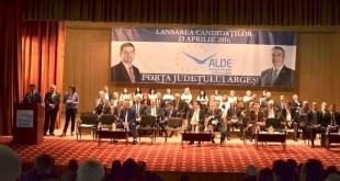 ALDE LANSARE CANDIDATI ARGES 2016