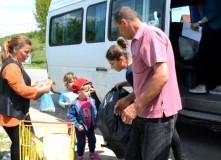 CAMPANIE UMANITARĂ ÎN MIOVENI (GALERIE FOTO)