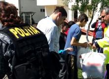 DARURI DE LA POLIȚIȘTII ARGEȘENI PENTRU COPIII SĂRMANI