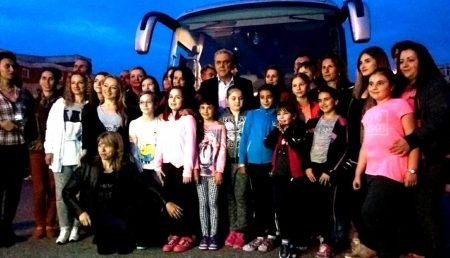 TRUPE DE DANS DIN MIOVENI, LA CAMPIONATUL EUROPEAN