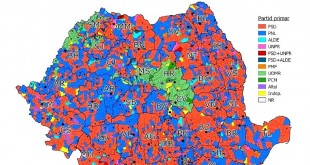 HARTA ALEGERI LOCALE 2016 SURSA INFOPOLITIC 1