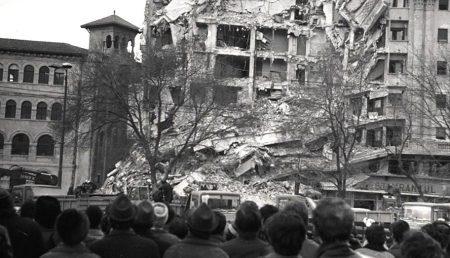 (VIDEO) MARELE CUTREMUR: ISU ARGEȘ, CAMPANIE DE INFORMARE ÎN CENTRUL PITEȘTIULUI