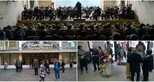 (VIDEO) SPECTACOL DE EXCEPȚIE LA FILARMONICĂ