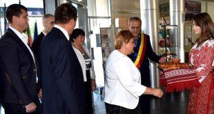 (GALERIE FOTO) MIOVENI: ȘEDINŢĂ COMUNĂ ROMÂNIA – REPUBLICA MOLDOVA