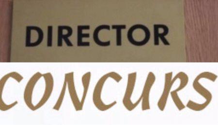 CONCURS DIRECTORI DE ȘCOLI – PROBA SCRISĂ