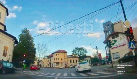(VIDEO) TAXIMETRIST DE LA PIC, PERICOL PUBLIC