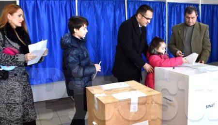 (VIDEO) BOGDAN IVAN, PENDIUC ȘI GEREA AU VOTAT