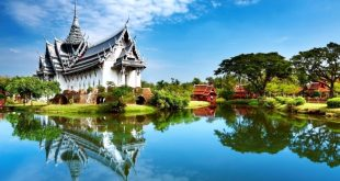 SMART VOYAGE 2017: THAILANDA