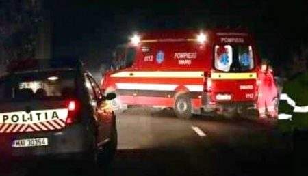 TRAGEDIE ÎN ARGEȘ. ACCIDENT MORTAL