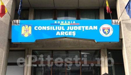 DEFICIT LA CONSILIUL JUDEȚEAN ARGEȘ