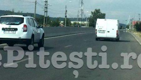 TÂNĂR ȘOFER, SEVER SANCȚIONAT ÎN ARGEȘ